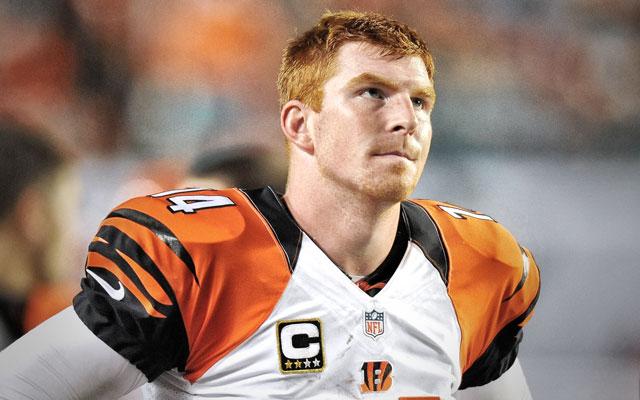 Is Andy Dalton worth franchise-quarterback money?. (USATSI)