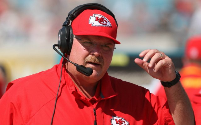 Andy Reid is one big reason Kansas City will cover the spread this week. (USATSI)