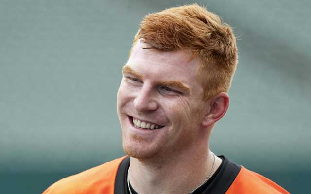 Andy Dalton became much more financially secure this week.