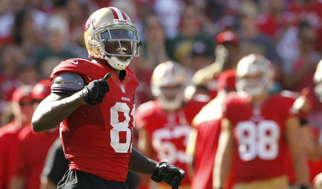 Anquan Boldin still has plenty of skills at the age of 32. (USATSI)