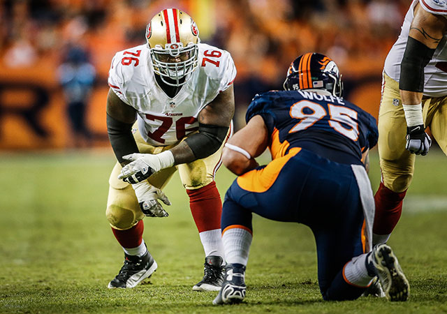 Just-retired 49ers OT Anthony Davis: 'I'll be back in a year or so'