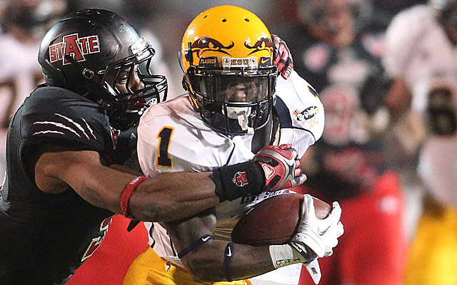 Kent State's Dri Archer had the fastest 40 time among running backs. (USATSI)