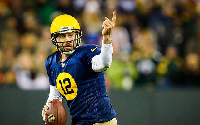 Aaron Rodgers probably doesn t think these uniforms are No. 1. (Getty df7b045f6
