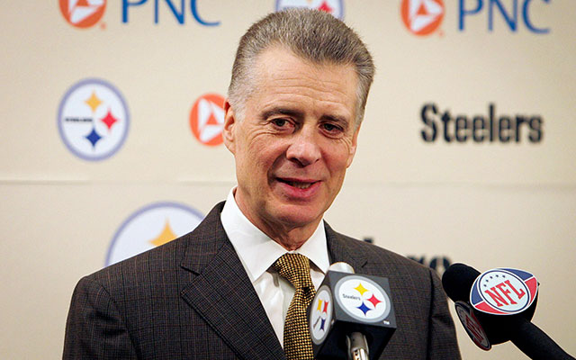 Art Rooney II doesn't see the NFL moving to an 18-game schedule. (USATSI)