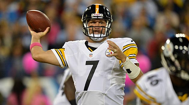 Steelers QB Ben Roethlisberger thinks this could be his best season yet. (USATSI)