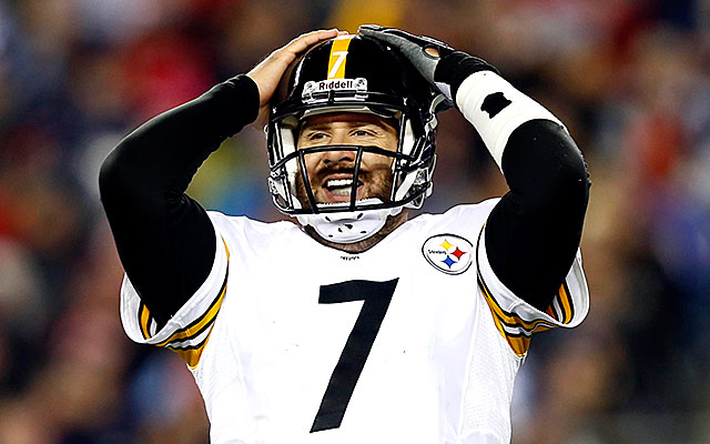 Ben Roethlisberger's future in Pittsburgh is still up in the air. (USATSI)