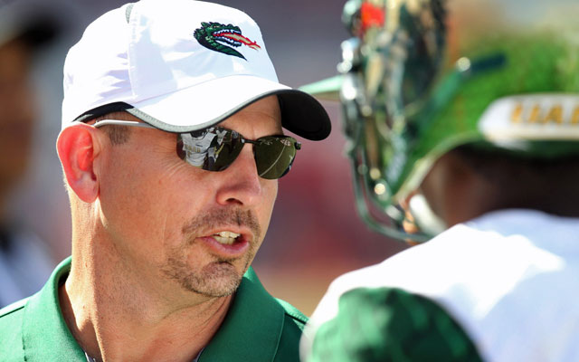 Bill Clark has UAB on the rise...but his hard work may be for naught. (USATSI)