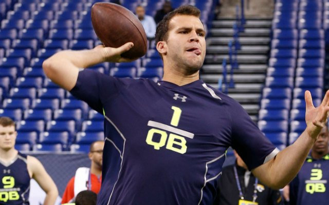 Blake Bortles could be the top pick of the draft.