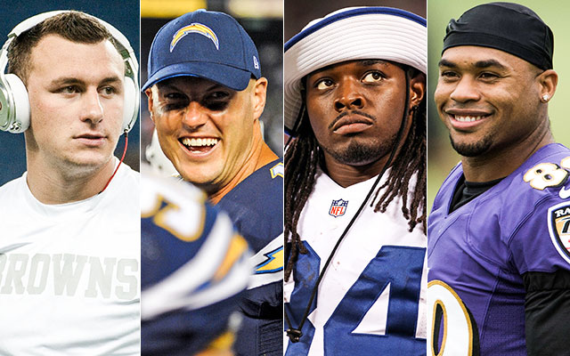 Philip Rivers is smiling because he's got his sights on the AFC West title. (USATSI)