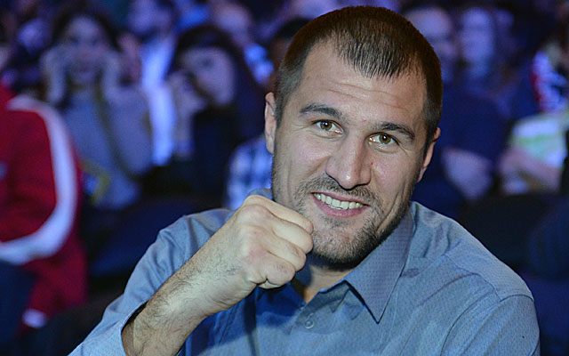 Sergey Kovalev defends his championship against Cedric Agnew on March 29. (USATSI)