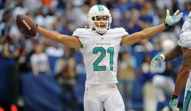 BrentGrimes and Miami have had reason to celebrate. (USATSI)