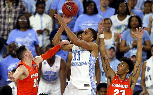 North Carolina, Villanova roll into title game