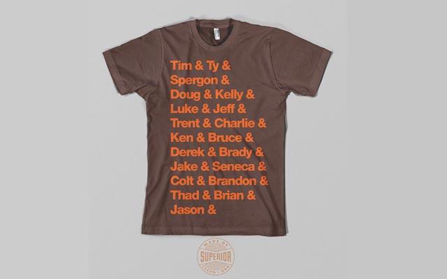 The brief, sad history of Cleveland Browns quarterbacks. (via MadebySuperior)