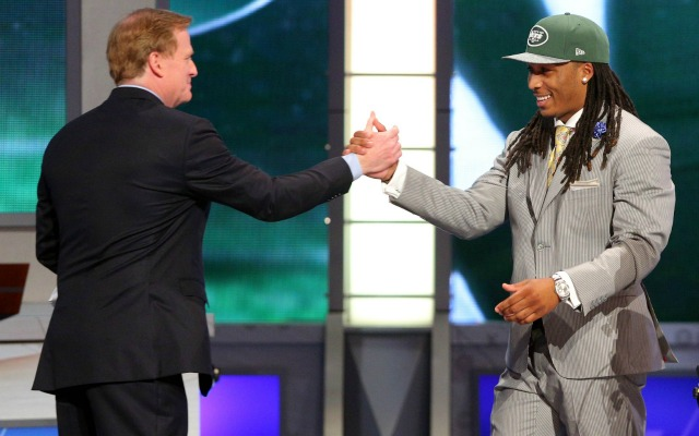 Jets safety Calvin Pryor doesn't mind having a chat. (USATSI)