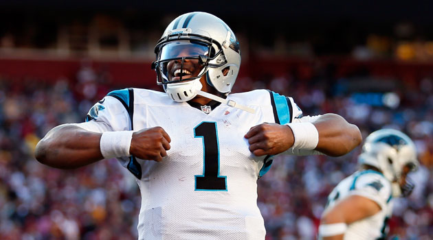 The Panthers and Cam Newton haven't looked like Superman this offseason. (USATSI)