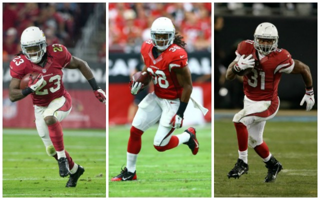 How the Cardinals could split touches among their three capable backs