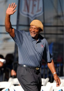 Carl Eller is one of the plaintiffs suing the NFLPA (US Presswire).