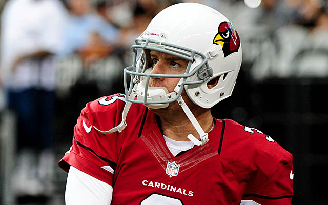 Carson Palmer will pass for 5,000 yards in bold prediction land.