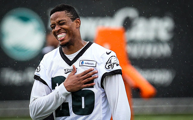 When it comes to practicing with the Patriots, Cary Williams loses his sense of humor. (USATSI)