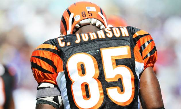 It seems unlikely Chad Johnson would shell out $900,000 for Cincinnati tickets. (USATSI)