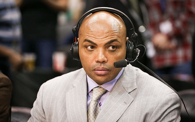 Charles Barkley is not impressed with advanced stats.  (NBA)
