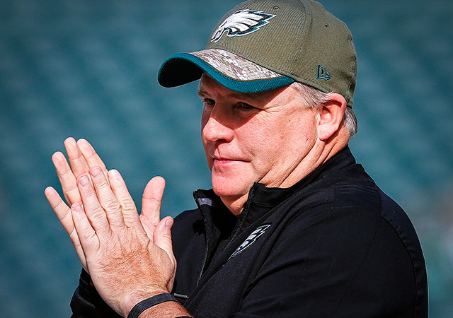 Pete Carroll on Eagles' offseason: Chip Kelly 'knows what he's doing'