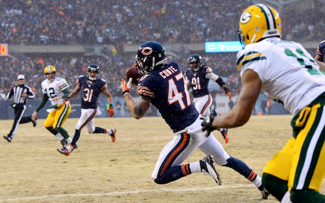 Bears S Chris Conte out 4-5 months after shoulder surgery