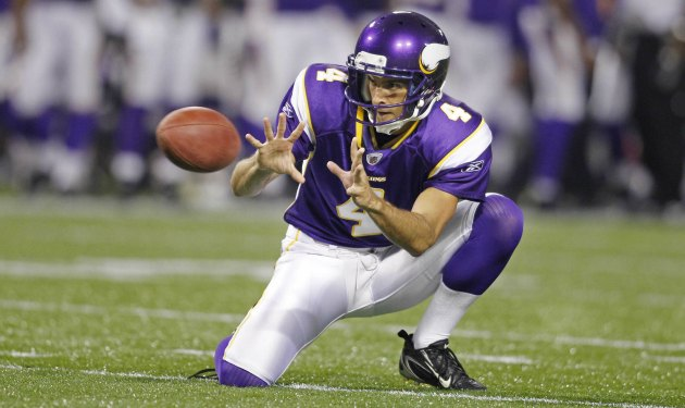 Kluwe now will have a few months to find another job. (USATSI)