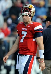 Washington might want to take FSU's C. Ponder (US Presswire).