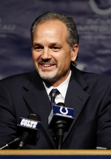 Chuck Pagano reportedly is looking at Keith Butler to be his defensive coordinator (US Presswire).