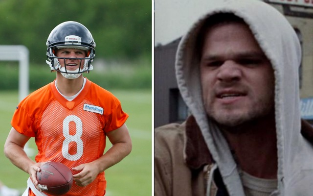Forte: Cutler is Neo from 'The Matrix,' Clausen is Cheddar Bob from '8 Mile'