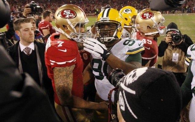 Can B.J. Raji and the Packers stop Colin Kaepernick?(USATSI)