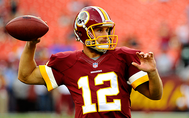 Redskins Qb Kirk Cousins Suffers Sprained Right Foot