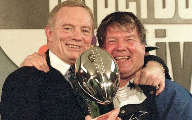 Jimmy Johnson brought two titles to Big D.