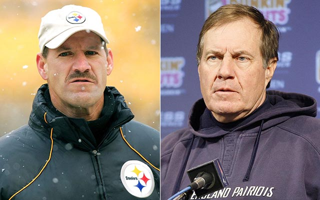Cowher says Spygate isn't why the Steelers lost to the Patriots. (USATSI)