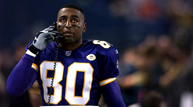 4a0cca131 Former NFL WR Cris Carter   I put a bounty on guys before ...