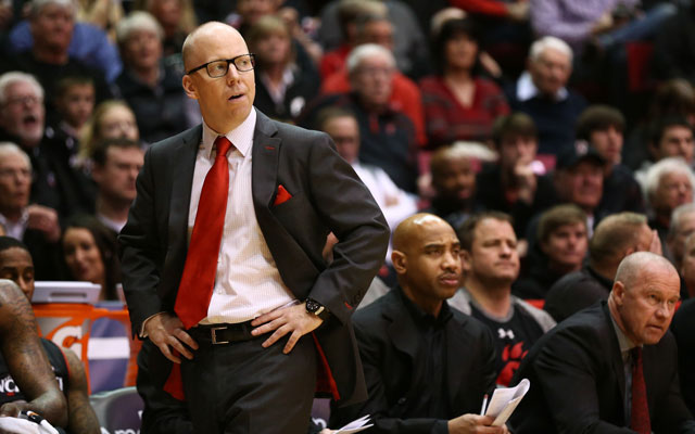 UNLV is hoping to convince Mick Cronin to leave his hometown. (USATSI)