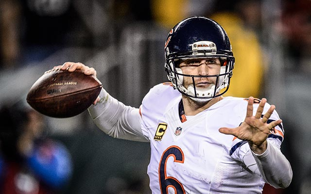 Can Jay Cutler continue to improve under Marc Trestman? (USATSI)