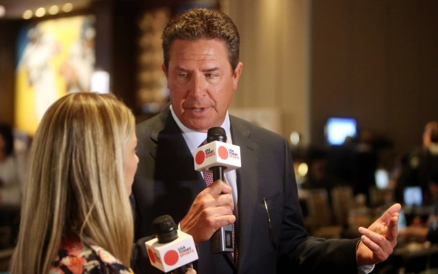 Dan Marino is out of the Sunday morning pregame show game. (USATSI)