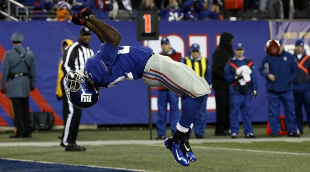 David Wilson's career is again in jeopardy. (USATSI)