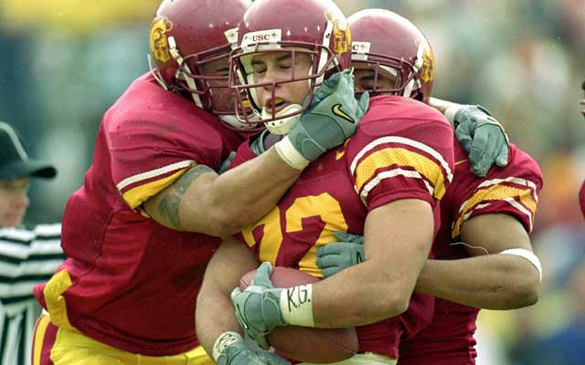 David Gibson's USC pro day vaulted him into the draft in 2000.