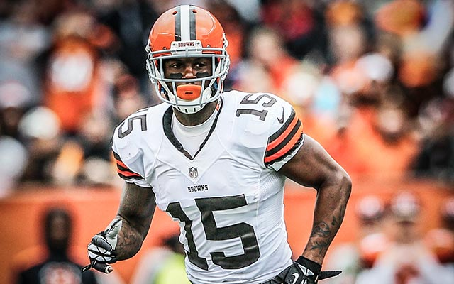 Davone Bess was traded to Cleveland a month after he was arrested. (USATSI)