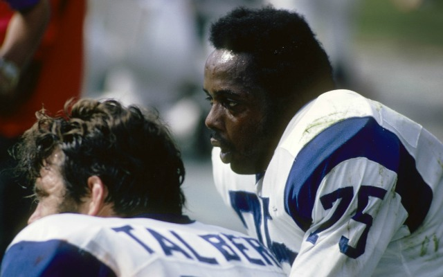 An annual award will now be named after the late Deacon Jones. (USATSI)
