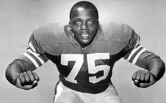 Deacon Jones was elected into the Hall of Fame in 1980.