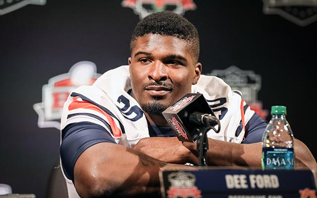 Dee Ford didn't back down from his comments about Jadeveon Clowney. (USATSI)