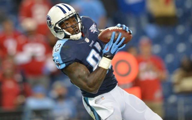 Delanie Walker said there were six cancers in Tennessee's locker room. (USATSI)
