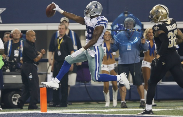 DeMarco Murray had quite a performance vs. New Orleans. (USATSI)