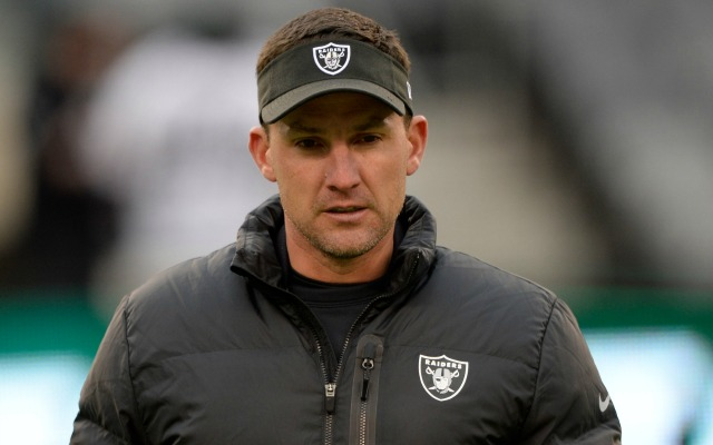 As of Monday afternoon, Dennis Allen still had his job. (USATSI)