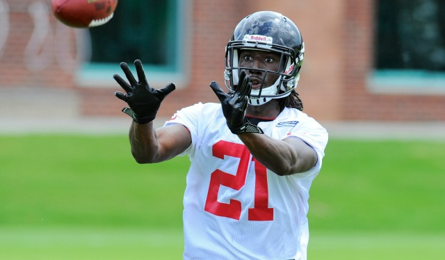 Desmond Trufant now will try to win a starting cornerback job. (USATSI)