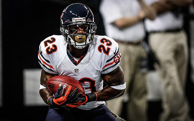 Devin Hester doesn't expect to return to the Bears. (USATSI)